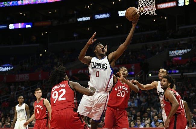 Los Angeles Clippers vs. Toronto Raptors - 11/21/16 NBA Pick, Odds, and Prediction