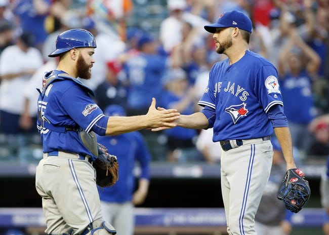 Texas Rangers vs. Toronto Blue Jays - 10/7/16 ALDS Game 2 MLB Pick, Odds, and Prediction