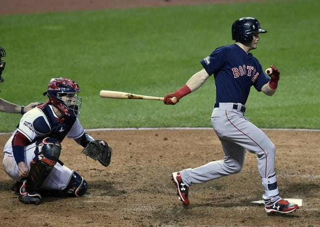 Boston Red Sox at Cleveland Indians ALDS Game 2- 10/7/16 MLB Pick, Odds, and Prediction