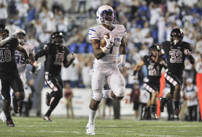 USF Bulls at Temple Owls - 10/21/16 College Football Pick, Odds, and Prediction
