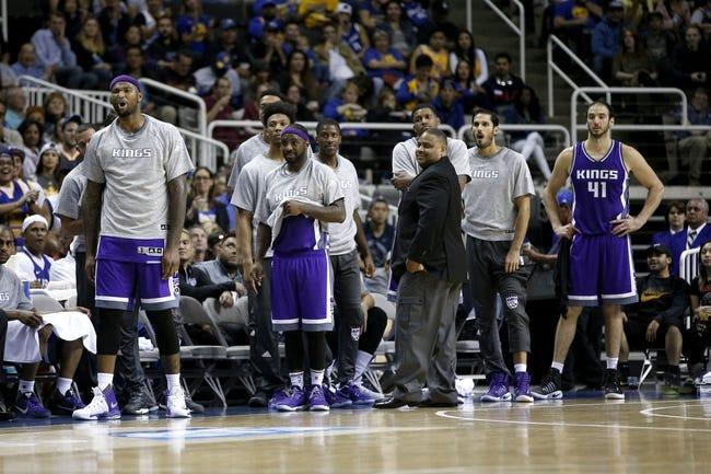 Los Angeles Clippers vs. Sacramento Kings - 10/18/16 NBA Preseason Pick, Odds, and Prediction