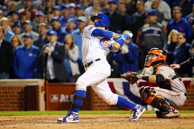 Chicago Cubs vs. San Francisco Giants NLDS Game Two - 10/8/16 MLB Pick, Odds, and Prediction