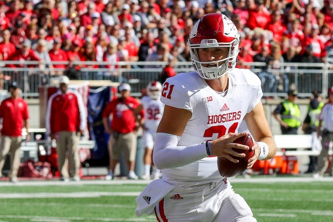 Indiana vs. Nebraska - 10/15/16 College Football Pick, Odds, and Prediction
