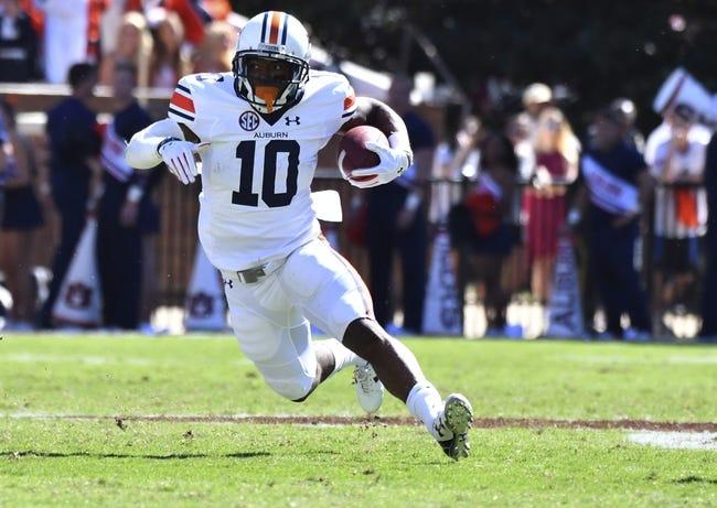 Auburn vs. Arkansas - 10/22/16 College Football Pick, Odds, and Prediction
