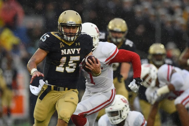 Navy vs. Notre Dame - 11/5/16 College Football Pick, Odds, and Prediction