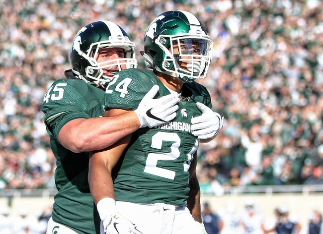 Northwestern Wildcats at Michigan State Spartans - 10/15/16 College Football Pick, Odds, and Prediction