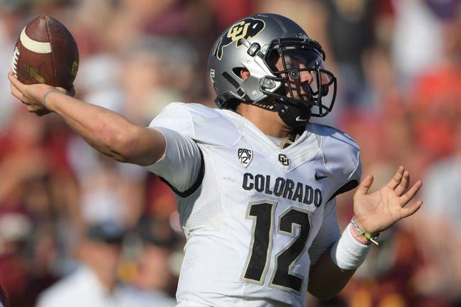 Arizona State at Colorado - 10/15/16 College Football Pick, Odds, and Prediction