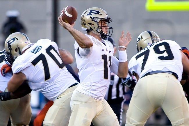 Purdue vs. Iowa - 10/15/16 College Football Pick, Odds, and Prediction