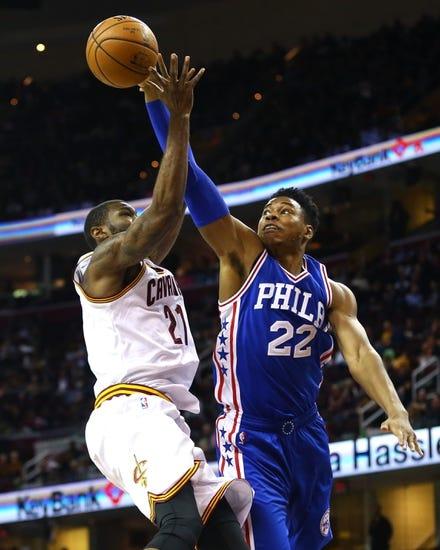 Philadelphia 76ers vs. Cleveland Cavaliers - 11/5/16 NBA Pick, Odds, and Prediction
