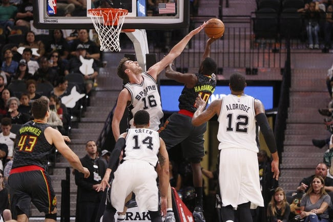 San Antonio Spurs vs. Orlando Magic - 10/12/16 NBA Preseason Pick, Odds, and Prediction