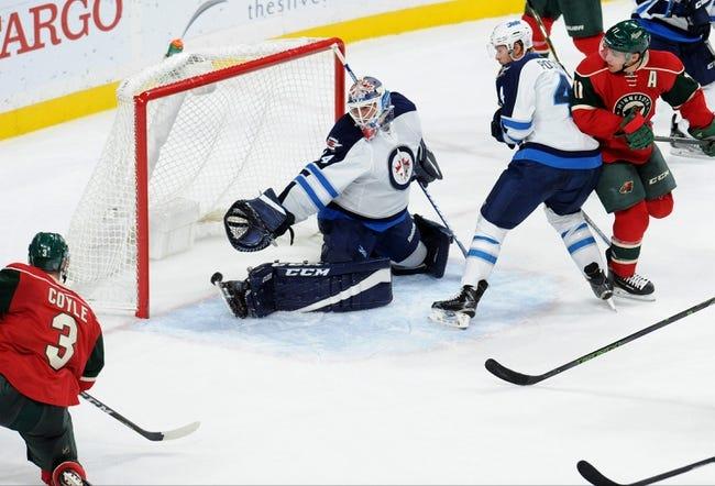 Minnesota Wild vs. Winnipeg Jets - 10/15/16 NHL Pick, Odds, and Prediction