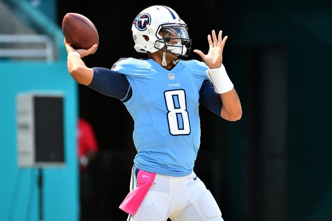 Tennessee Titans vs. Cleveland Browns - 10/16/16 NFL Pick, Odds, and Prediction