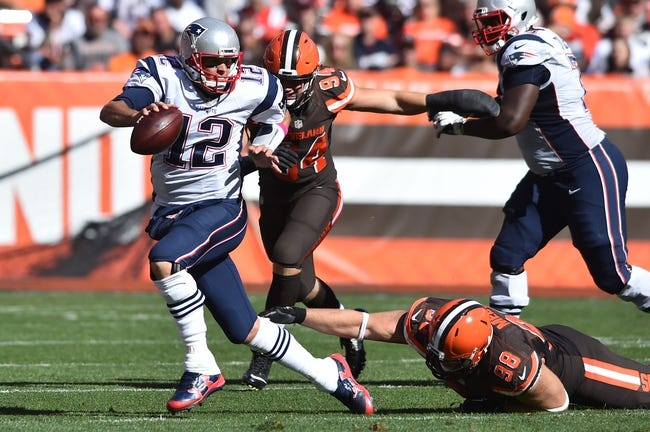 New England Patriots vs. Cincinnati Bengals - 10/16/16 NFL Pick, Odds, and Prediction