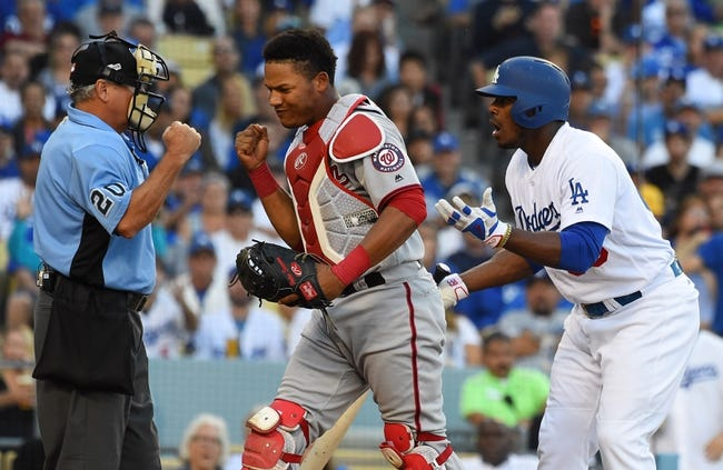 Washington Nationals vs. Los Angeles Dodgers NLDS Game Five - 10/13/16 MLB Pick, Odds, and Prediction