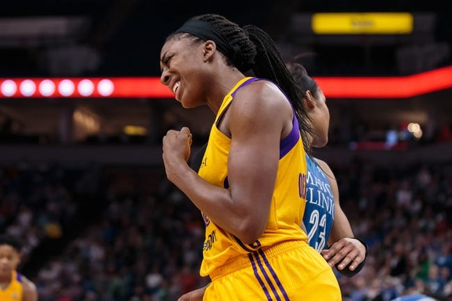 Connecticut Sun vs. Los Angeles Sparks - 9/3/17 WNBA Pick, Odds, and Prediction