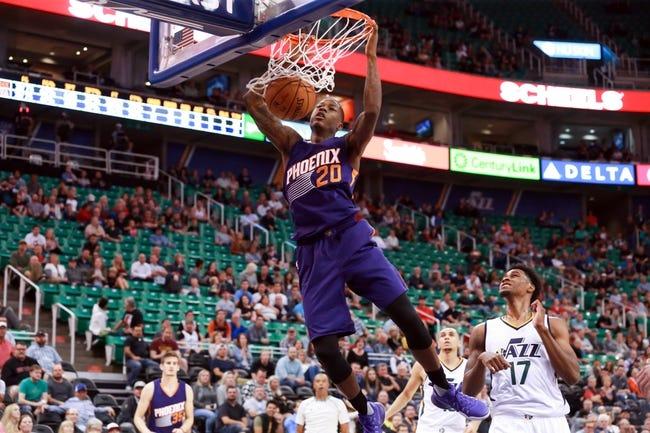 Dallas Mavericks vs. Phoenix Suns - 10/14/16 NBA Preseason Pick, Odds, and Prediction