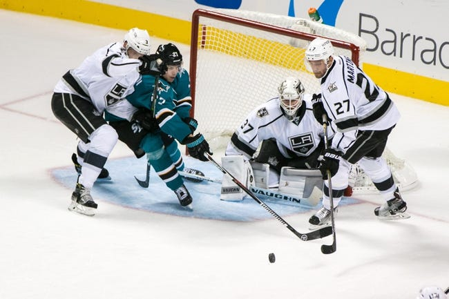 Los Angeles Kings vs. San Jose Sharks - 11/30/16 NHL Pick, Odds, and Prediction