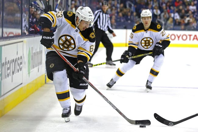 Boston Bruins vs. Columbus Blue Jackets - 11/10/16 NHL Pick, Odds, and Prediction