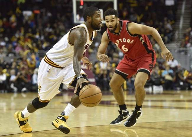 Cleveland Cavaliers at Toronto Raptors- 10/28/16 NBA Pick, Odds, and Prediction