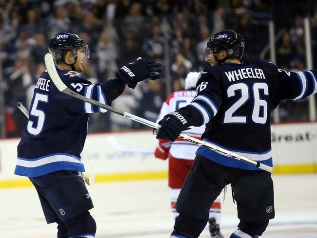 Carolina Hurricanes vs. Winnipeg Jets - 11/20/16 NHL Pick, Odds, and Prediction