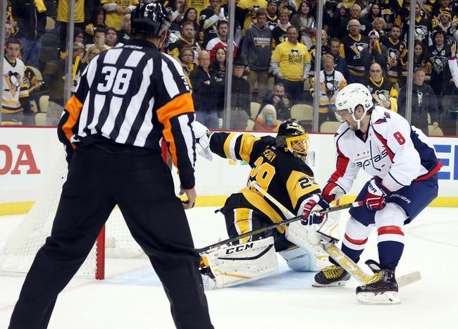 Washington Capitals vs. Pittsburgh Penguins - 11/16/16 NHL Pick, Odds, and Prediction