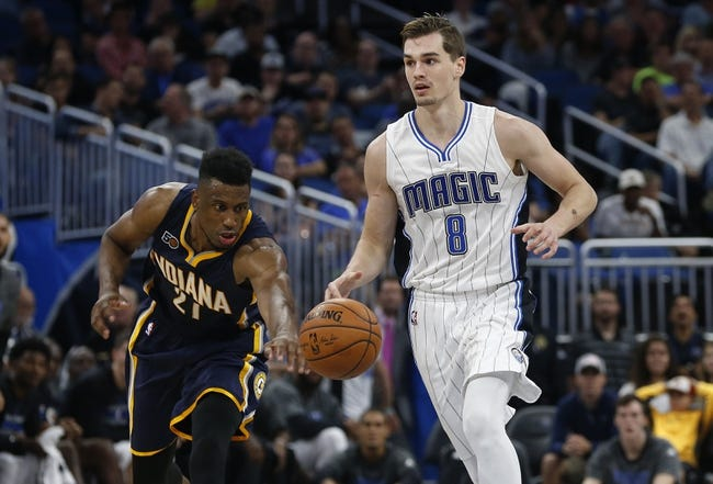Indiana Pacers vs. Orlando Magic - 11/14/16 NBA Pick, Odds, and Prediction