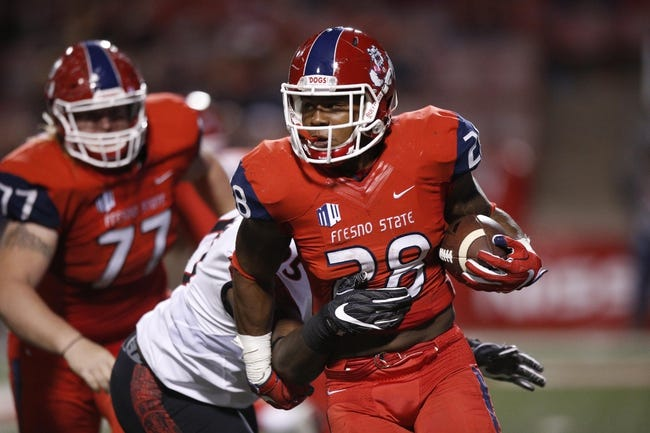 Fresno State vs. Air Force - 10/28/16 College Football Pick, Odds, and Prediction