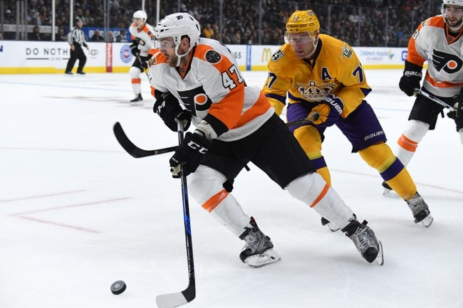 Los Angeles Kings vs. Philadelphia Flyers - 10/5/17 NHL Pick, Odds, and Prediction