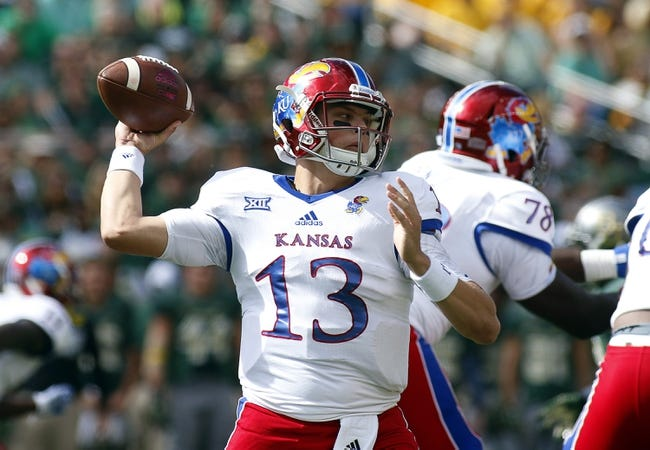 Kansas vs. Oklahoma State - 10/22/16 College Football Pick, Odds, and Prediction