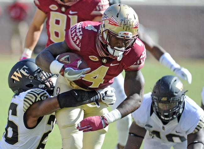 Wake Forest vs. Florida State - 9/30/17 College Football Pick, Odds, and Prediction