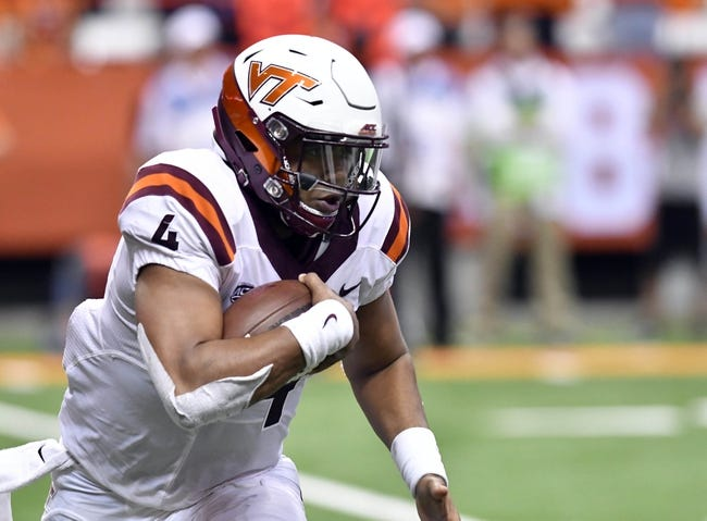 Virginia Tech Hokies vs. Miami-FL Hurricanes - 10/20/16 College Football Pick, Odds, and Prediction