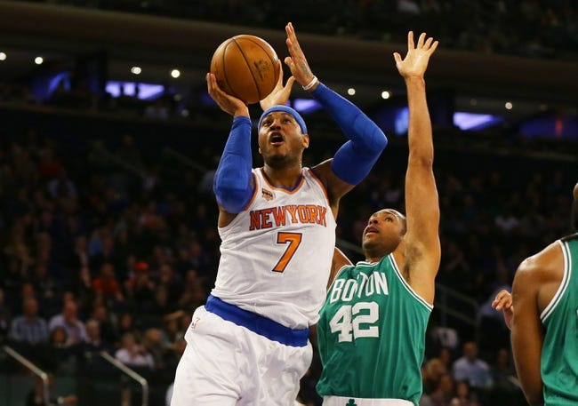 Brooklyn Nets vs. New York Knicks - 10/20/16 NBA Preseason Pick, Odds, and Prediction