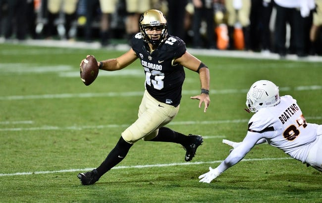 Colorado Buffaloes vs. UCLA Bruins - 11/3/16 College Football Pick, Odds, and Prediction