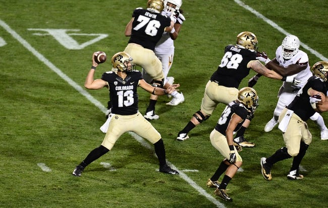 Stanford Cardinal vs. Colorado Buffaloes - 10/22/16 College Football Pick, Odds, and Prediction