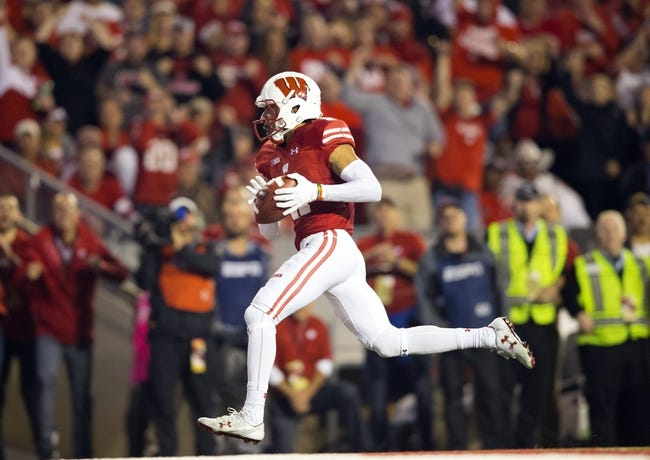 Wisconsin Badgers at Northwestern Wildcats - 11/5/16 College Football Pick, Odds, and Prediction