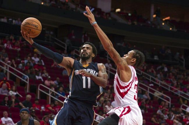 Memphis Grizzlies vs. Minnesota Timberwolves - 10/19/16 NBA Preseason Pick, Odds, and Prediction