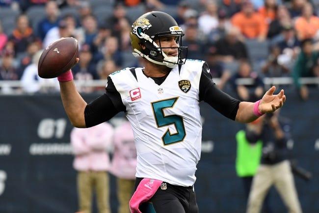 Jacksonville Jaguars vs. Oakland Raiders - 10/23/16 NFL Pick, Odds, and Prediction