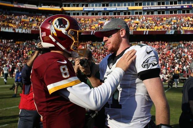 Washington Redskins at Philadelphia Eagles - 12/11/16 NFL Pick, Odds, and Prediction