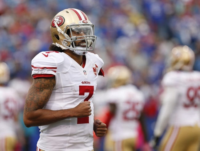 San Francisco 49ers vs. Tampa Bay Buccaneers - 10/23/16 NFL Pick, Odds, and Prediction