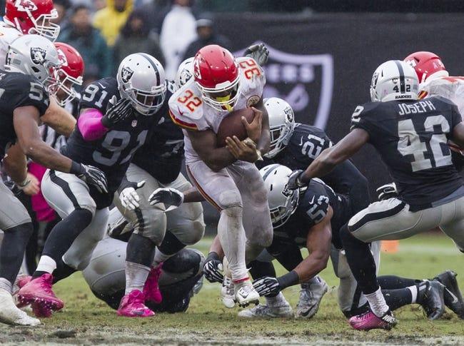 NFL | Oakland Raiders (10-2) at Kansas City Chiefs (9-3)