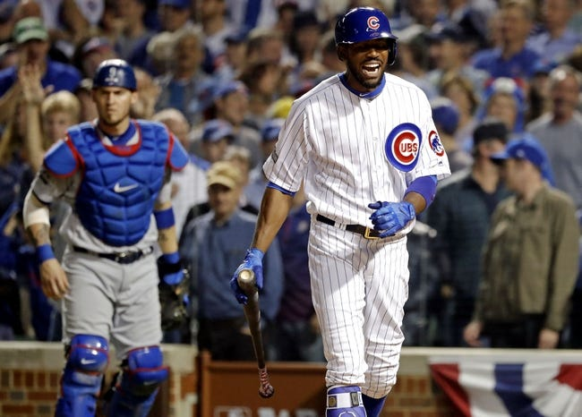 Los Angeles Dodgers vs. Chicago Cubs - 10/18/16 MLB Pick, Odds, and Prediction