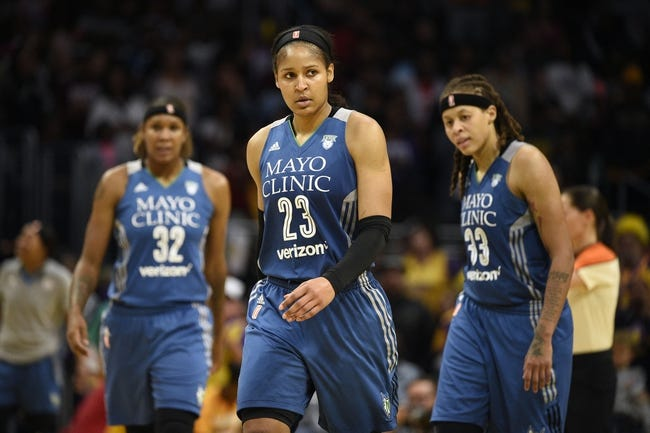 Los Angeles Sparks vs. Minnesota Lynx - 10/20/16 WNBA Finals Game Five Pick, Odds, and Prediction