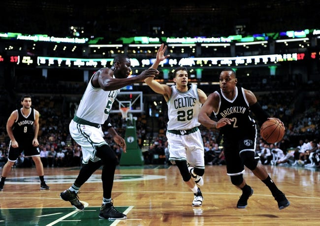 Brooklyn Nets at Boston Celtics - 10/26/16 NBA Pick, Odds, and Prediction