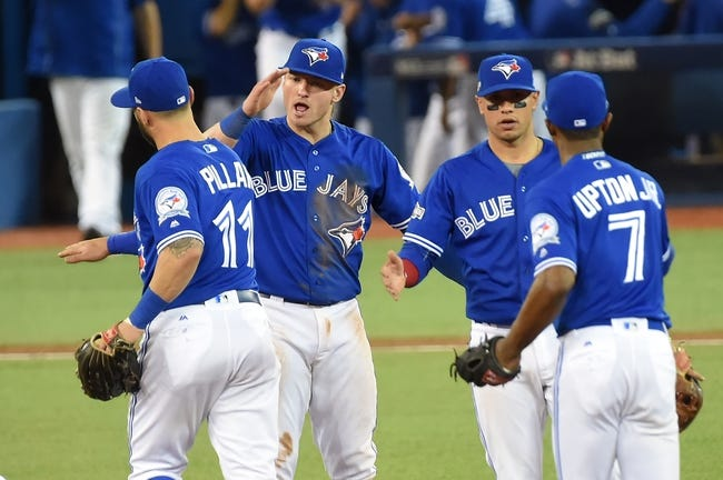 Toronto Blue Jays vs. Cleveland Indians - 10/19/16 MLB ALCS Game Five Pick, Odds, and Prediction