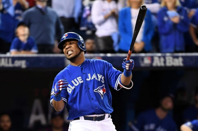 Blue Jays put on show in defeat of Encarnacion, Indians