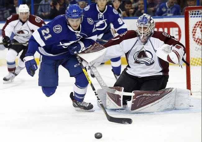Tampa Bay Lightning vs. Colorado Avalanche - 12/7/17 NHL Pick, Odds, and Prediction