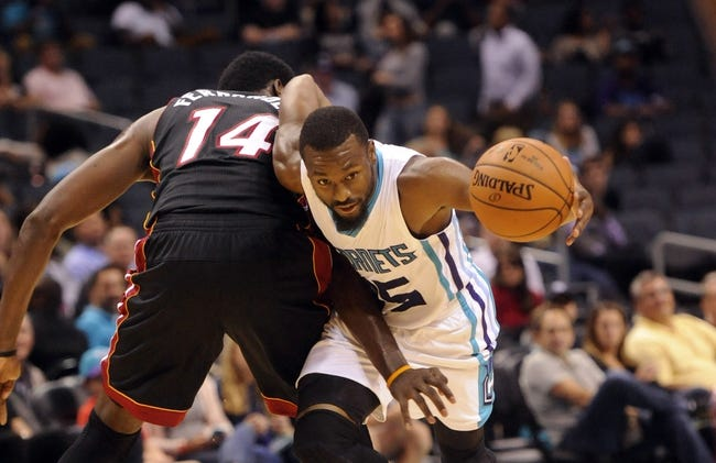 Charlotte Hornets at Miami Heat - 10/28/16 NBA Pick, Odds, and Prediction