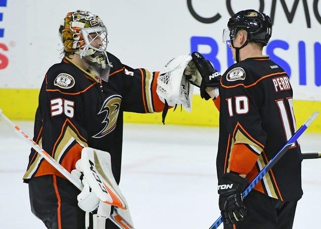 Anaheim Ducks vs. Philadelphia Flyers - 10/7/17 NHL Pick, Odds, and Prediction