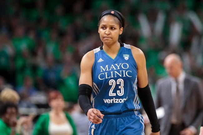 Chicago Sky vs. Minnesota Lynx - 9/1/17 WNBA Pick, Odds, and Prediction