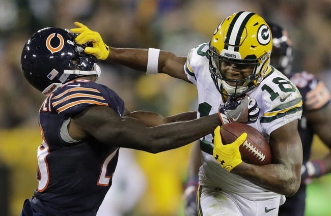 Chicago Bears vs. Green Bay Packers - 12/18/16 NFL Pick, Odds, and Prediction